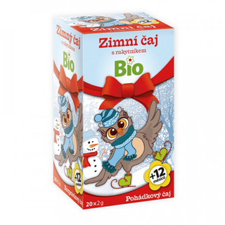 Apotheke Pohádkový čaj Zimní s rakytníkem 20x2g Bio