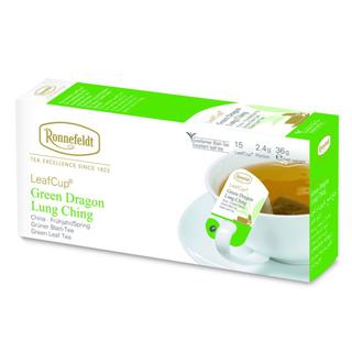Ronnefeldt LeafCup Green Dragon čaj sáčky 15 x 2,5 g