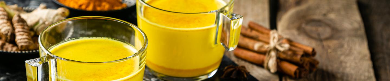 Recept Zlaté neboli kurkumové mléko