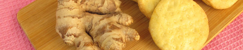 Recept Zázvorové sušenky