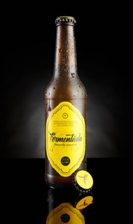 Fermentáda Bitter Lemon 330ml