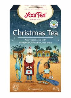 Yogi Tea bio Vánoční 17x2,1g
