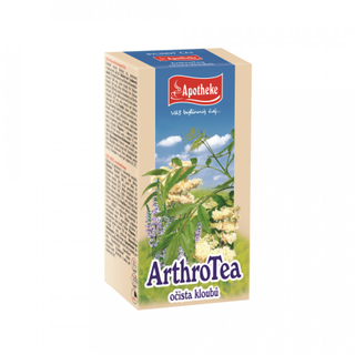 Apotheke Čaj ArthroTea očista kloubů 20x1,5g