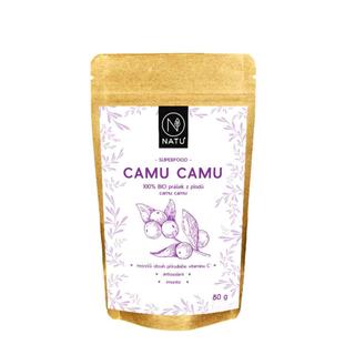 NATU Camu Camu prášek 80g Bio