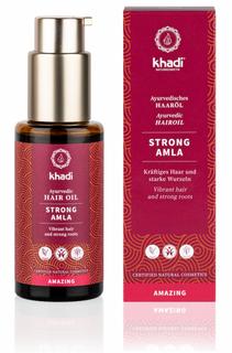 Khadi Vlasový olej Mocná Amla 50ml