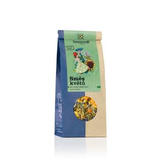 Sonnentor Čaj Směs květů 40g sypaný Bio