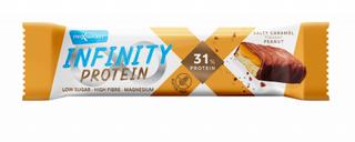 Maxsport Tyčinka Infinity Protein slaný karamel a arašídy 55g