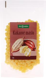 Bio Nebio Kakaové máslo pecičky 100g