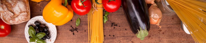 Recept Bio těstoviny s mozzarellou, rajčaty a lilkem