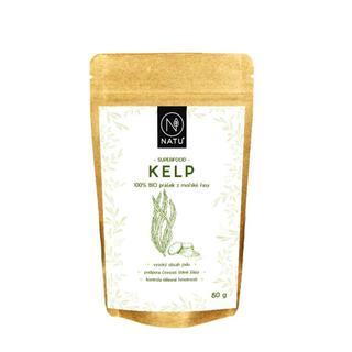 NATU Kelp prášek 80g Bio