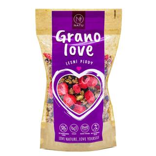 NATU Granolove lesní plody 350g