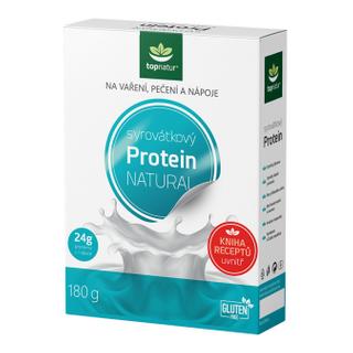 Topnatur Protein syrovátkový 180g