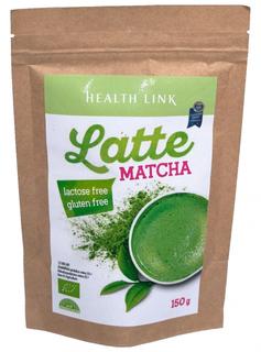 Health Link Matcha Latte 150g Bio