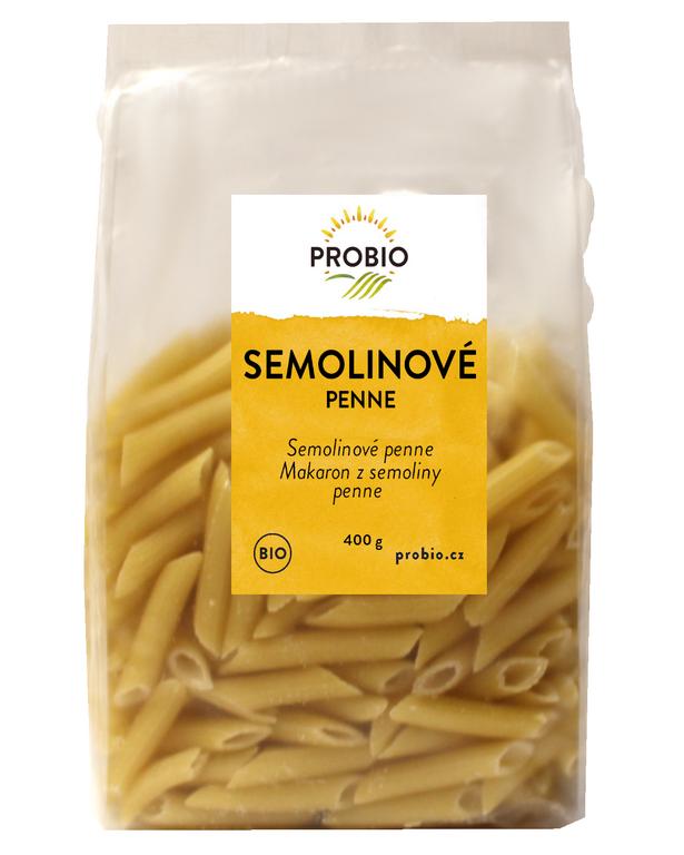 PROBIO Penne semolinové 400g Bio