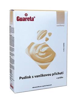 Guareta vanilkový pudink - 3 x 35g