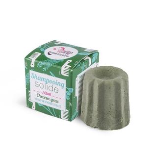 Lamazuna Tuhý šampon pro mastné vlasy - divoká tráva 55g