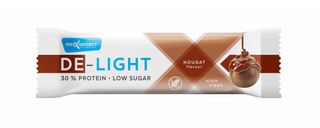 Maxsport De-Light Bar 30% protein nugát 45g