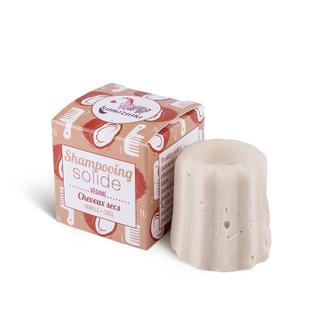 Lamazuna Tuhý šampon pro suché vlasy - vanilka a kokos 55g