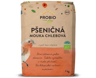 PROBIO Mouka pšeničná chlebová 1kg Bio