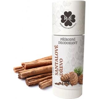 RaE Přírodní tuhý deodorant Santalové dřevo 25ml