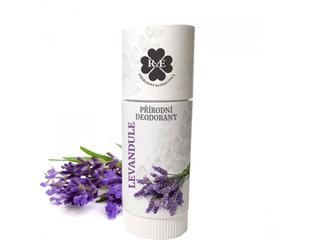 RaE Přírodní tuhý deodorant Levandule 25ml