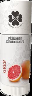 RaE Přírodní tuhý deodorant Grep 25ml