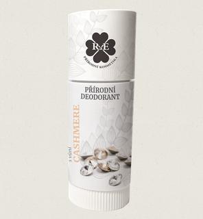RaE Přírodní tuhý deodorant Cashmere 25ml