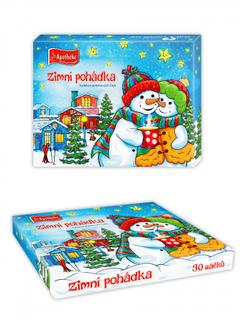 Apotheke Dárková kolekce Zimní pohádka 30 n.s.