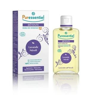 Puressentiel masážní olej pro uvolnění 100ml