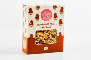 Janova pec Müsli pečené ořechové 400g