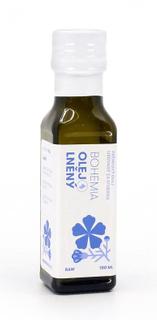 Bohemia olej Lněný olej 100ml