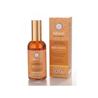 Khadi Anti-aging  100ml pleťový a tělový olej