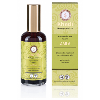 Khadi Amla-objem a lesk 100ml vlasový olej