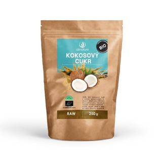 Allnature Kokosový cukr 250g Bio