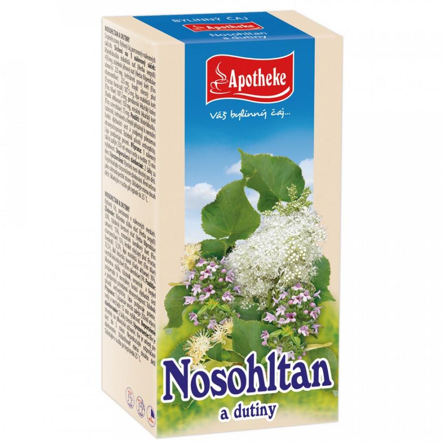 APOTHEKE čaj nosohltan a dutiny n.s. 20 x 1,5 g