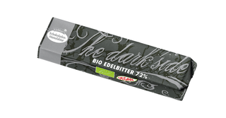 Liebhart´s Tyčinka čokoládová hořká 72% 35g Bio