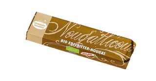 Liebhart´s Tyčinka čokoládová nugátová 35g Bio