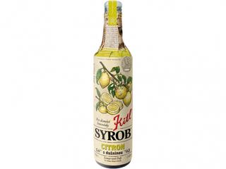Kitl Syrob Citron s dužinou 0,5l