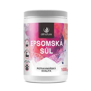 Allnature Epsomská sůl 1kg