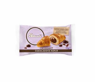 Bauli Croissant s čokoládovou náplní 50g