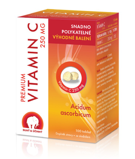 Premium Vitamin C 250mg 100 tablet