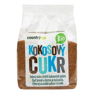 Country Life Kokosový cukr 250g Bio