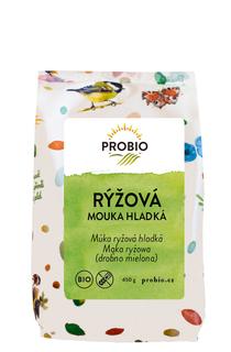 PROBIO Rýžová mouka hladká 450g Bio