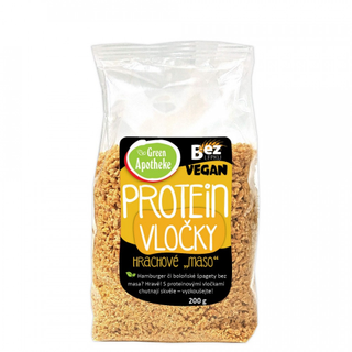 """Green Apotheke Proteinové vločky """"hrachové maso"""" 200g"""