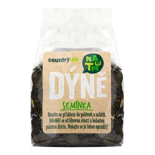 Country Life Dýňová semena česká 250 g
