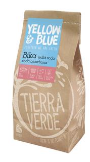 Yellow & Blue Bika – jedlá soda, soda bicarbona, hydrogenuhličitan sodný – papírový sáček 1kg