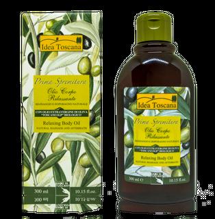 Prima Spremitura Relaxační a masážní tělový olej 300ml