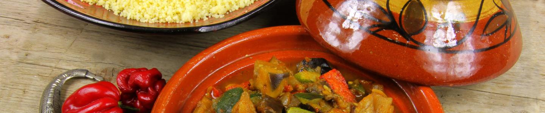 Recept Zeleninový tajine