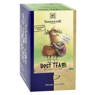 Sonnentor Čaj Best TEAm 18x1,8g Bio