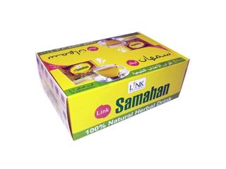 Link Samahan ajurvédský bylinný nápoj 100x4g
